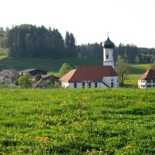 Kirche in Enkenhofen