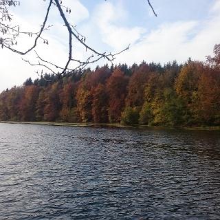 Stausee Gottrazhofen - Westallgäuer Wasserweg 27