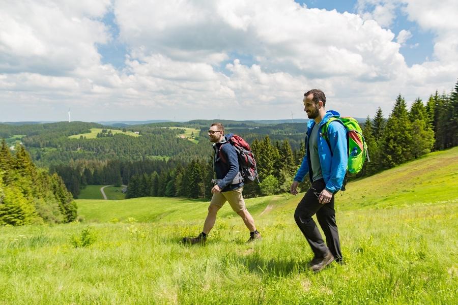 Rundwanderung - Große Runde über den Kesselberg