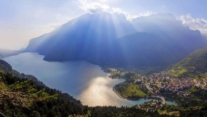 Lago di Molveno - Un'oasi naturale immune dall'inquinamento