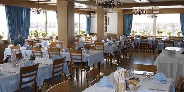 Hotel Garden_sala da pranzo