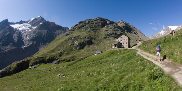 Wanderung zur Martin-Busch-Hütte
