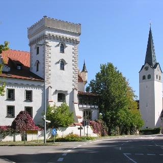 Dorfplatz Ratzenried