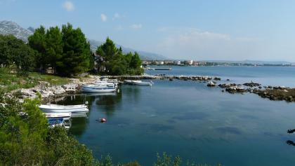 Küstenwanderung bei Starigrad Paklencia (7970-7971)