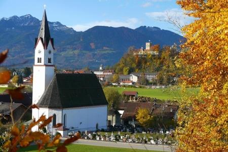 Kirche in Altenbeuern