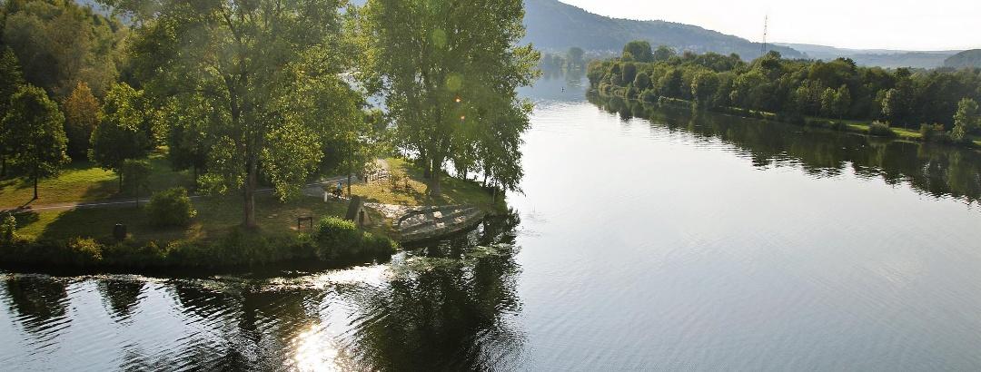Saarmündung Konz (3)