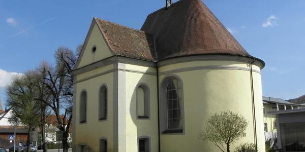 Heilig-Kreuz-Kapelle in Geisingen