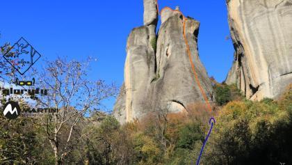 Grail - Eggdance - Übersichtsbild Meteora Topo