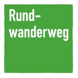 Piktogramm Rundwanderweg