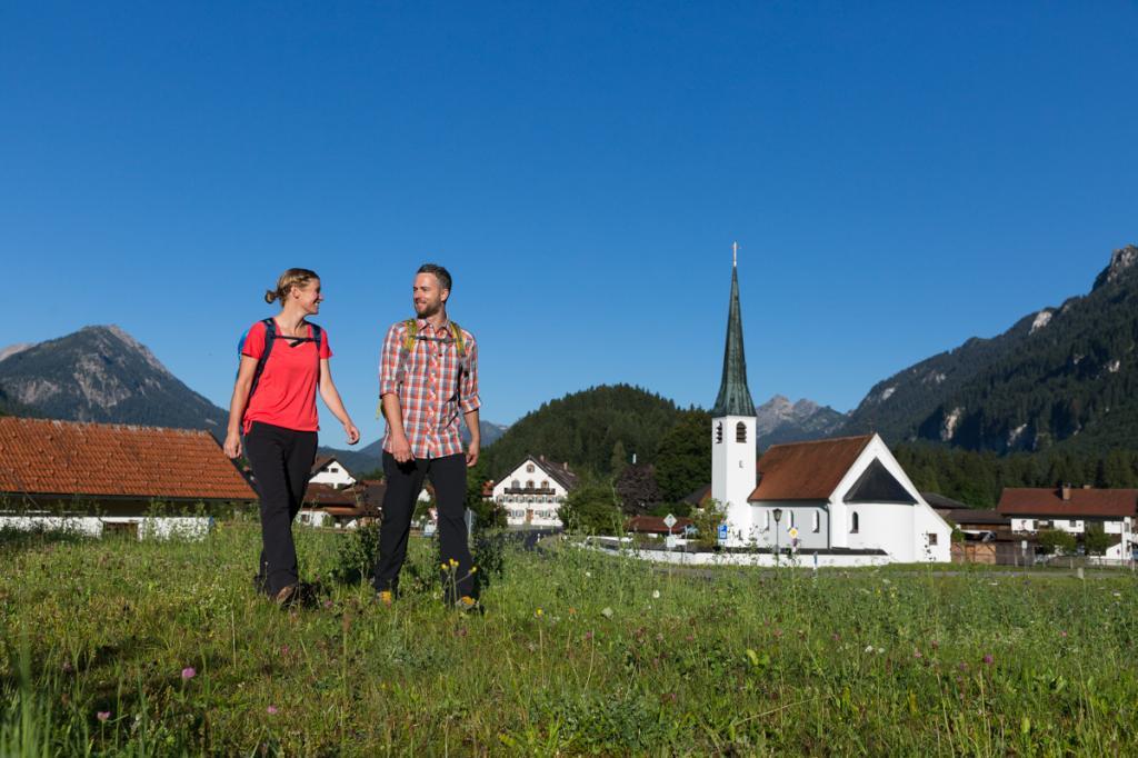 Meditationsweg Ammergauer Alpen
