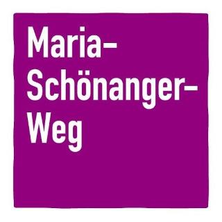 Piktogramm Maria-Schönanger Weg