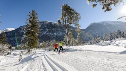 Langlaufen im Zugspitzland
