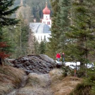 Kirche vom Kirchplatzl