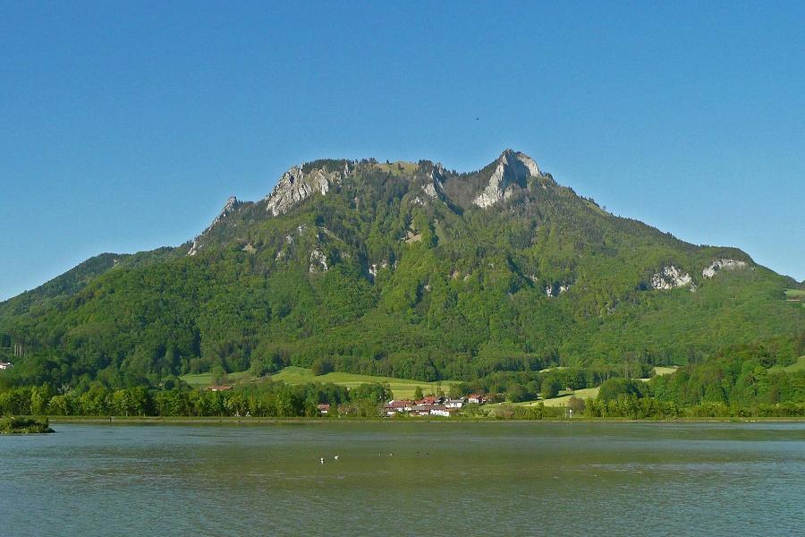 Wandern von Nußdorf aus  - Auf den Heuberg