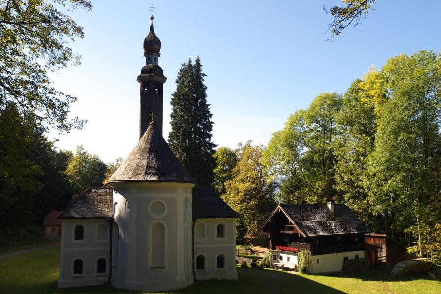 """Wandern von Gritschen aus  - """"Wallfahrt nach Kirchwald"""""""