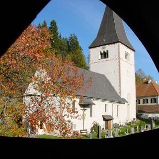 Kirche St. Veit in der Gegend