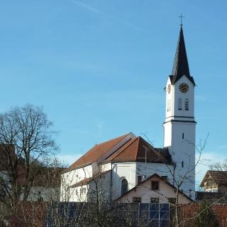 Pfarrkirche St. Oswald in Görisried