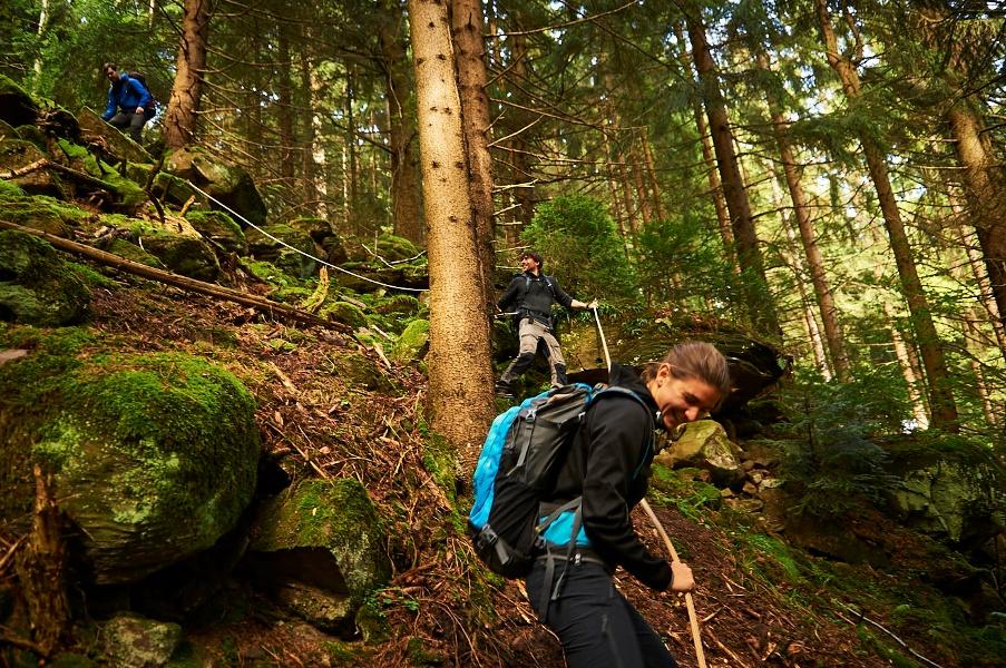 Albtal Abenteuer Track - Etappe 1