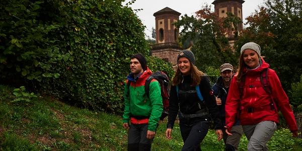 Albtal.Abenteuer.Track - Kloster Frauenalb