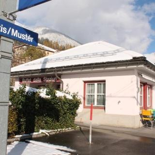 Bahnhofbuffet Disentis
