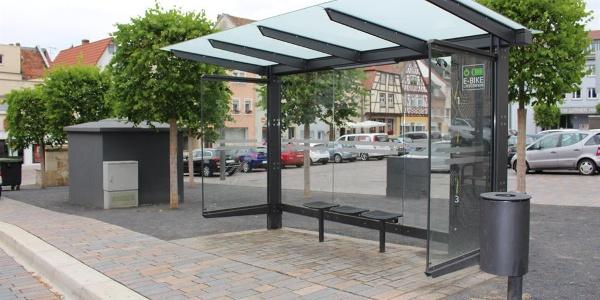 Ladestation Alzey