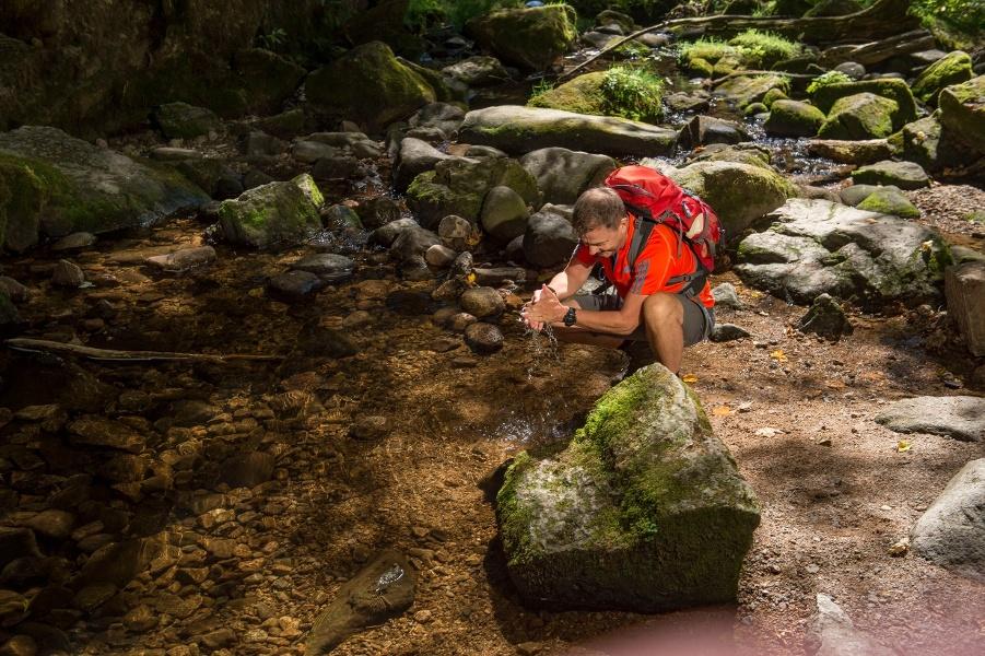 Albsteig Schwarzwald Etappe 5 Tour Ost: Menzenschwand - Feldberg Passhöhe Genießer