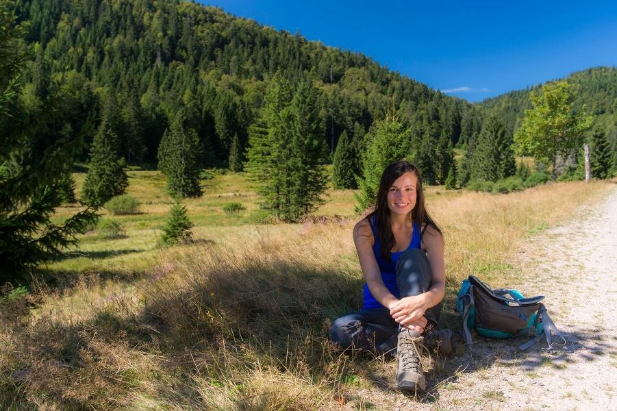 Albsteig Schwarzwald Etappe 4 Tour Ost: St. Blasien - Menzenschwand Genießer