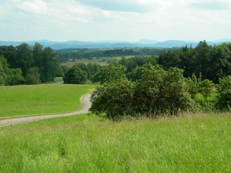 Dinkelberg Radtouren / Höhenradweg Wiesental-Dinkelberg