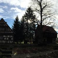 Thüringer Bauernhäuser Rudolstadt