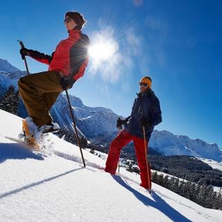 Schneeschuhlaufen Easy Trapper