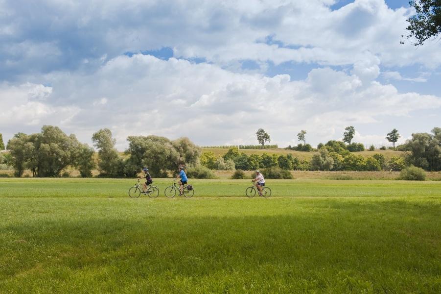 [r]auszeit Rad-Erlebnis: Drei-Flüsse-Tour