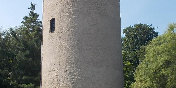 Bergfried - Schloss Osterstein
