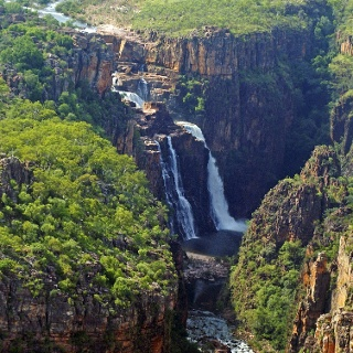 Twin Falls im Kakadu National Park