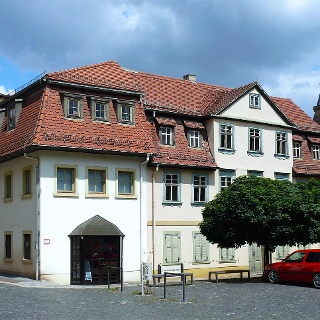 Otto-Dix-Haus am Mohrenplatz - Gera