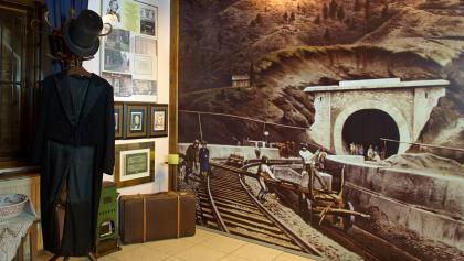 Ausstellungsräume Ghega Museum