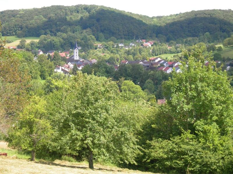Dinkelberg Radtouren / Höhenradweg Dinkelberg-Hochrhein