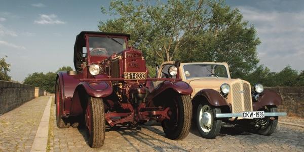 Auto und Traktor Museum