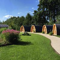 Camping Pods - Gelände