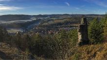 Panoramaweg von Markt Heiligenstadt zum Leinleitertal
