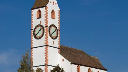 Bergkirche St.Moritz in Hallau