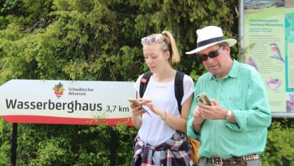 Unterwegs mit dem Smartphone als Audioguide