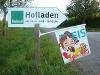 Hofladen mit Bio-Eis  - @ Autor: Beate Philipp  - © Quelle: Bioland-Hof Kleincomburg GbR