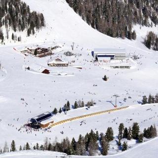 Speikboden Skigebiet