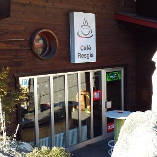 Café Resgia beim Europspar