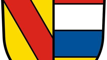 Das Wappen von Pforzheim.