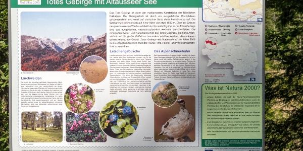 Europaschutzgebiet Natura 2000