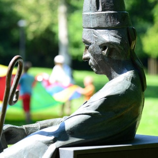 Im Klosterpark Harsefeld