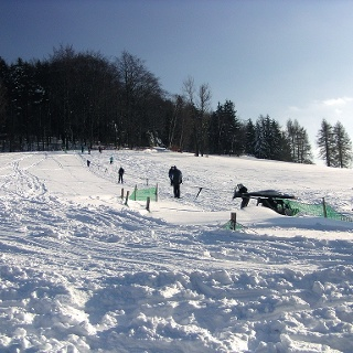 Jonsdorf, Skilift am Jonsberg