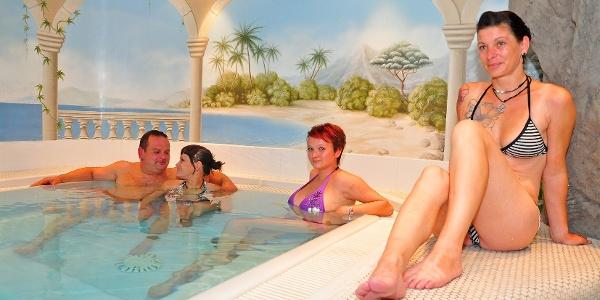 Wellnessbereich Hotel Alexandra