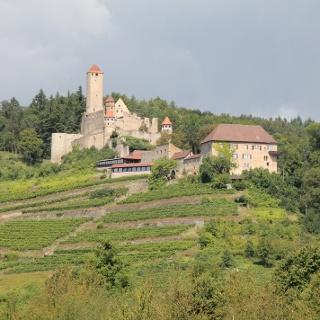 Neckarzimmern Burg Hornberg
